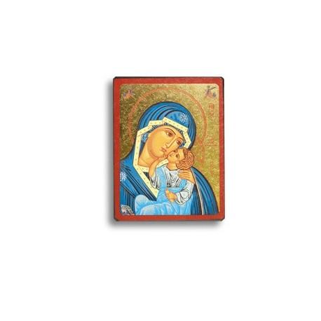 Marie qui aime l'humanité