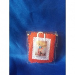 Scapulaire tissu archange Saint Michel