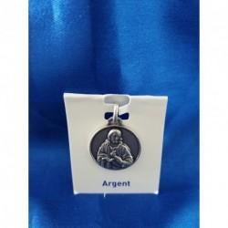 Médaille Sacré Cœur de Jésus