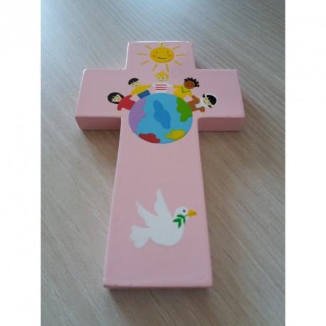 Croix enfants du monde
