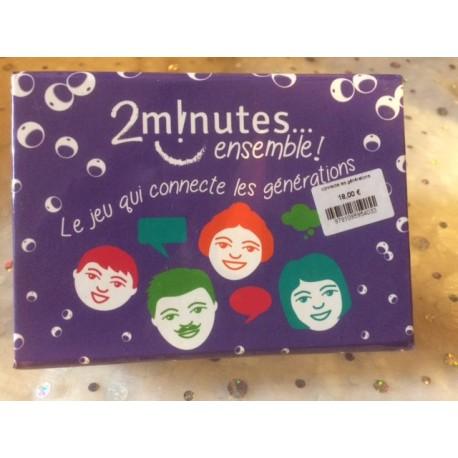 2 Minutes ...ensemble