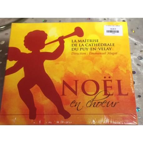 CD Noël en choeur , la Maîtrise de la Cathédrale