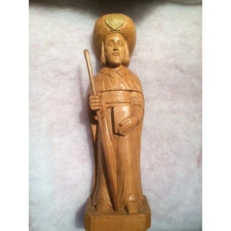 Statue St Jacques de Compostelle