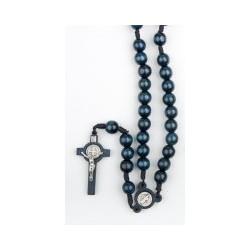 Chapelet de Saint Benoît sur corde